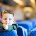 Post thumbnail of ستيفن كوفي، والأطفال المزعجين على القطار